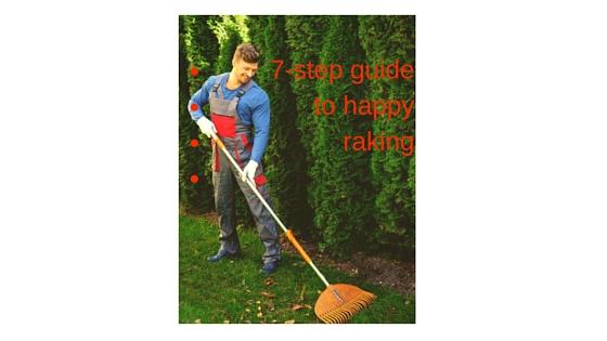 raking leaves backpain