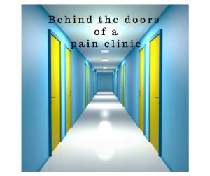 corridor, doors, pain, clinic